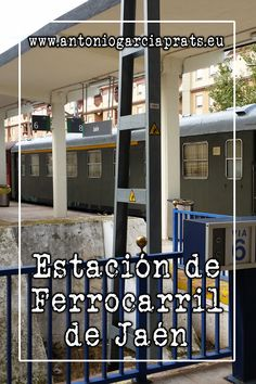 estación de ferrocarril de Jaén Self, Parking Lot