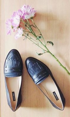 Cute loafers