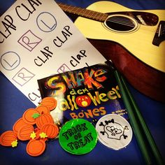 My go-to #musictherapy session ideas for Halloween!! #simple