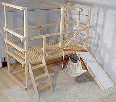 Tau Kleinkindbett 1 im Wallenfels Onlineshop - toddler room ideas Ikea Kids Playroom, Ikea Hack Kids, Montessori Playroom, Room Ideas Bedroom, Kids Bedroom, Toddler Rooms, Toddler Bed, Toy Room Organization, Kids Area Rugs