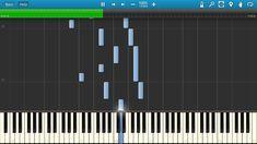InuYasha - InuYasha's Lullaby [Piano Tutorial] - YouTube