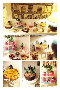 #desserttable #christmas