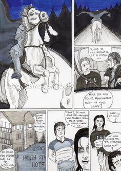 #redlodge #webcomics #mangaink #blog #dessin #pigmamicron #copicciao