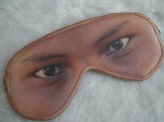 Freak Them Out Sleep Mask TWEEZED  by FreakyOldWoman on Etsy