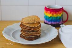 vegán mogyorós palacsinta Vegan, Pancakes, Cooking, Breakfast, Food, Cucina, Breakfast Cafe, Pancake, Kochen