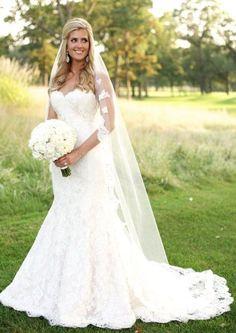 Wedding dress idea; Featured Photographer: Artisan Events