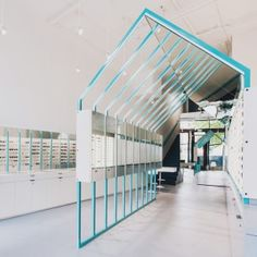 """Seattle eyewear store by Best Practice Architecture is designed to """"toy with perception"""""""