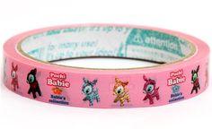pink Puchi Babie Deco Tape deer by Prime Nakamura 1