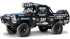 Ultimate Bronco Desert Racer