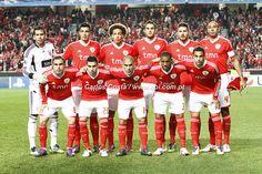 Champions League: Benfica x...