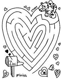 Free preschool printable and online activities, crafts, coloring pages for toddlers, preschoolers, kids activities and daycare. Mazes For Kids Printable, Puzzles For Kids, Printable Worksheets, Kids Mazes, Maze Worksheet, Worksheets For Kids, Free Preschool, Preschool Activities, Math Sheets