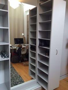 63 Ideas Hallway Closet Storage Home Decor For 2019 Hallway Closet, Bathroom Closet, Master Closet, Closet Bedroom, Closet Space, Closet Drawers, Closet Storage, Closet Organization, Armoire Entree