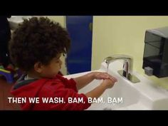 Sing hand washing songs with your infants, toddlers & preschoolers to encourage good hygiene, help stop the spread of illnesses & germs, & have fun. Toddler Class, Toddler Preschool, Hand Washing Song, Clean Up Song, Preschool Songs, Have Fun, Infants, Singing, Encouragement