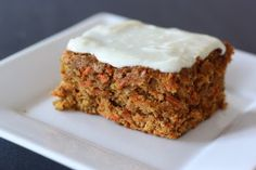 Cave Food Kitchen: Paleo Carrot Cake with Creamy Dairy Free Frosting Egg Free Carrot Cake, Healthy Carrot Cakes, Food Cakes, Baking Magazines, Real Food Recipes, Cake Recipes, Dairy Free Frosting, Pampered Chef Recipes, Zucchini Cake