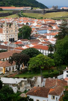 Trading and treasure ships gathered and passed through Angra do Heroísmo in Renaissance times. http://www.bradtguides.com/azores Azores: the Bradt Travel Guide