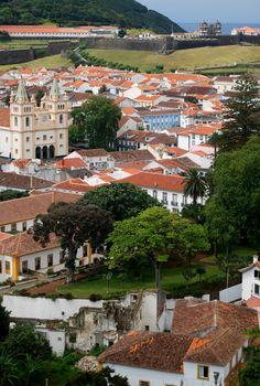 """cityhopper2: """" Angra do Heroismo, Terceira, Azores, Portugal photography by cityhopper2 """""""