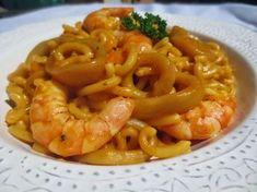 Pasta Recipes, Salad Recipes, Diet Recipes, Cooking Recipes, Healthy Recipes, Recipies, Magimix Cook, Tapas, Spanish Dishes
