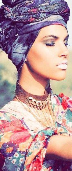 Beautiful African Princess