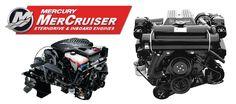 MercCruiser Engines offered at www.boatpartsandmotors.com