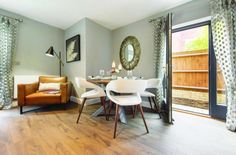 3 bedroom flat for sale in Clarence Avenue, London - Rightmove. 3 Bedroom Flat, Flats For Sale, Property For Sale, Conference Room, Reception, Table, Furniture, Home Decor, Decoration Home
