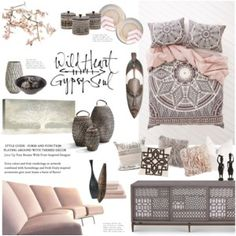 Feminine Tribal Decor