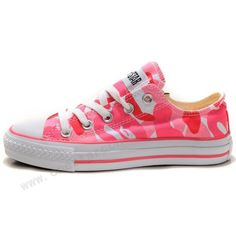 Cute Converse Shoes for Teens | Converse All Star AS Seas OX Red Geige