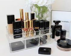 Clear Makeup Organiser