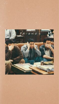 See no evil 🙈, hear no evil 🙉,do no evil🙊 Friends Scenes, Friends Cast, Friends Episodes, Friends Moments, Friends Tv Show, Best Friends, Friends Poster, Friends Wallpaper, Chandler Bing