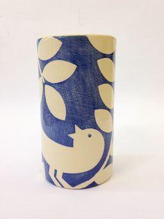 Ken Eardley Ceramic Vase