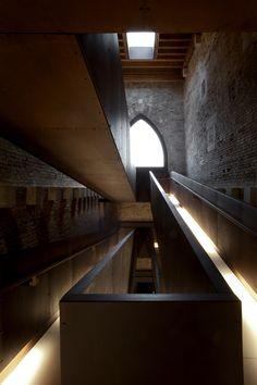 Progetto di recupero della Torre di Porta Nuova. - Arsenale di Venezia