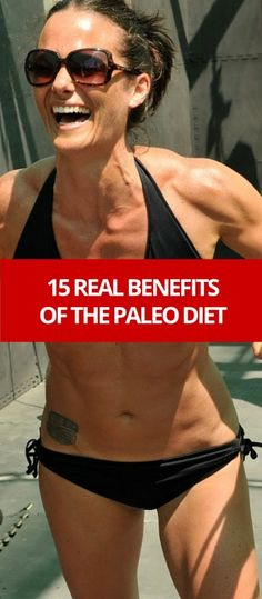 Everyone should give the Paleo diet a try. #paleo #diet #nutrition