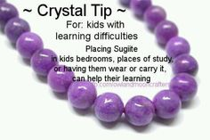 Crystals for kids with learning difficulties Crystals And Gemstones, Stones And Crystals, Natural Gemstones, Gem Stones, Crystals For Kids, Healing Stones, Healing Crystals, Soul Healing, Crystal Magic
