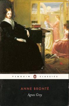 Agnes Grey, by Anne Bronte