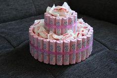 moosmutzel311s Blog bei Chefkoch - Yoghurette Cake - step by step Photo tutorial  Bildanleitung - Geschenk
