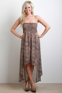 gorgeous semi-sheer chiffon dress, I have one from republic store very similar but it has a rose print and so comfy