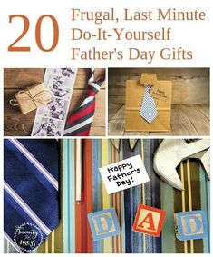 30 last minute fathers day printables pinterest hard times 20 frugal last minute do it yourself fathers day gifts solutioingenieria Gallery