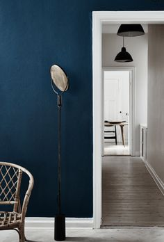 Peak into Yvonne Koné's home - via cocolapinedesign.com