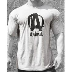 Animal Basic Logo Tee Grey (xxl)vitafy