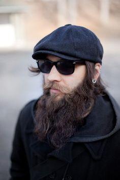 Nice guy with beard