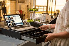 Die Benutzeroberfläche passt sich perfekt an jede Bildschirmgrösse an Pos, Stove, Kitchen Appliances, Cash Register, Diy Kitchen Appliances, Home Appliances, Range, Domestic Appliances, Stoves
