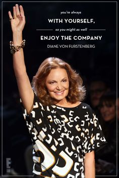 Spend some quality time with Diane von Furstenberg in this new original docu-series from E!, as eight young women learn what it takes to become a Global Brand Ambassador for DVF. Sunday nights are about to get very stylish.  Watch HOUSE OF DVF, starting Sunday, November 2, 2014 at 10|9c on E!