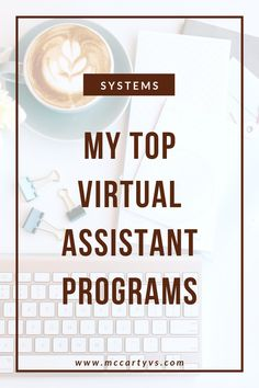 Here is a breakdown of some of the best (in my opinion) programs and software available for you to use as a virtual assistant! Virtual Assistant Apps, Business Tips, Online Business, Tracking Software, Accounting Services, Competitor Analysis, Work From Home Jobs, Programming