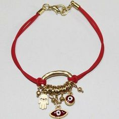 New lucky evil eye bracelet Beautiful Bracelet(WP-G47-2) wiipujewelry. $9.99. lucky bracelets. 7-10 working days arrival USA. evil eye Bracelet. welcome wholesale, if you order more will get more discount