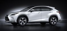 Lexus betreedt premium mid-size SUV markt met NX