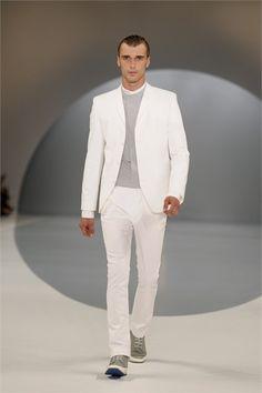 Hugo - Men Fashion Spring Summer 2013 - Shows - Vogue.it