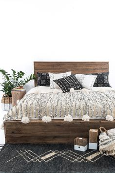 $2,300.00The Dreamer - A place for restful & whimsical nights or lazy Sundays relaxing!This bed design was inspired by the love of loft spaces and open warehouse homes, with the thought of altering the modern and contemporary approach of a Platform Bed into a raw and organic timeless piece. It's incredible style will add depth and warmth to your bedroom, with the everlasting recycled wood finish contrasting beautifully with the interior of your room.   NB. Free shipping DOES NOT ...