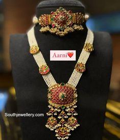 Indian Jewelry Earrings, Jewelry Design Earrings, Bead Jewellery, Beaded Jewelry, Copper Wire Jewelry, Antique Jewelry, Gold Jewelry, Antique Gold, Diamond Jewelry