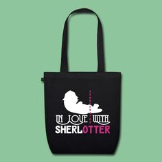 """Funny and sweet products for all fans of """"Sherlock"""", Benedict Cumberbatch and """"SherlOtter""""."""
