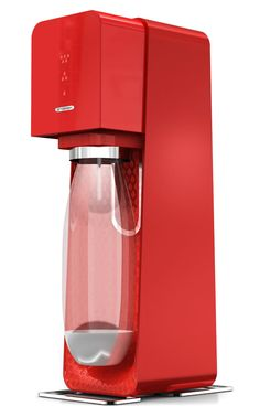 Yves Behar, Soda stream 2012 - - - got one of these from Costco in white for $99.00 but the replacement CO2 canisters cost toooo much.