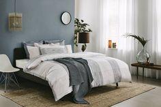 Parure de lit Blue - Tommy Hilfiger Home - Marie Claire Maison